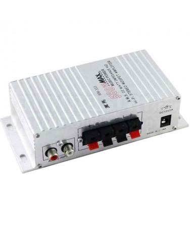 Stereo-Verstärker 2.0
