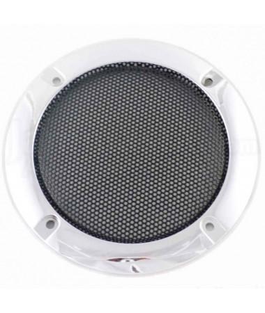 Chrome plated loudspeaker...