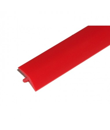 T-Molding 19 mm - red 1m