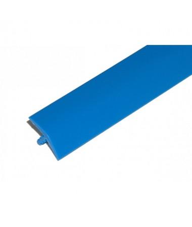T-Profil 19 mm - blau 1m