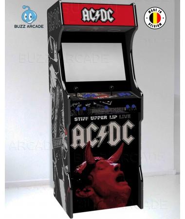 RPI4 arcade terminal