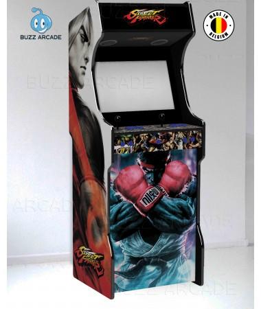 Borne arcade RPI4