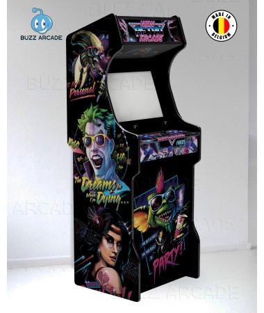 KIT STICKERS New Retro Arcade