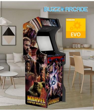 Arcade bollard EVO PANDORA