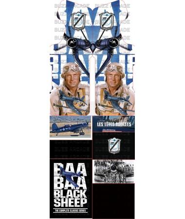 STICKERS KIT Baa Baa Black...