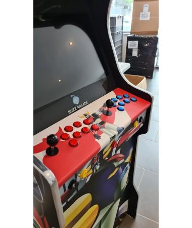 OPTION Panel 8 boutons