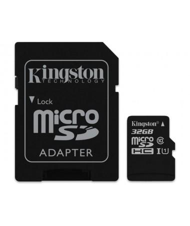Kingston microSD 32GB Hoge...
