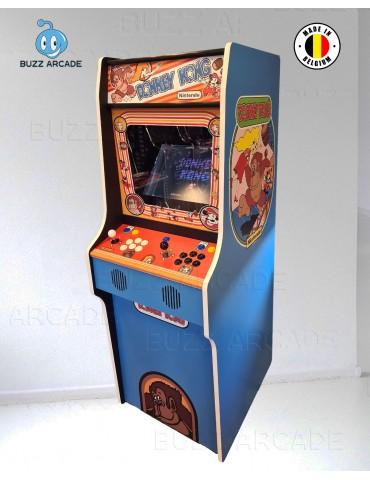 Borne arcade RETRO PLUS RPI4