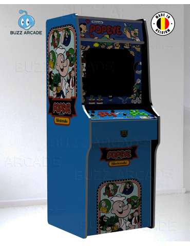 Borne arcade RETRO RPI4