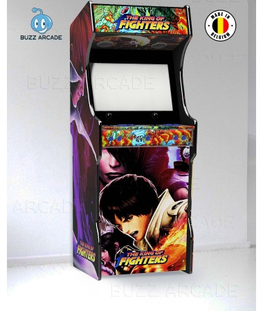 KIT STICKERS KING OF FIGHTERS