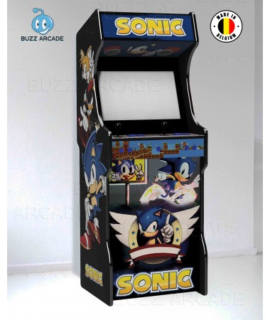 KIT STICKERS SONIC TERMINAL