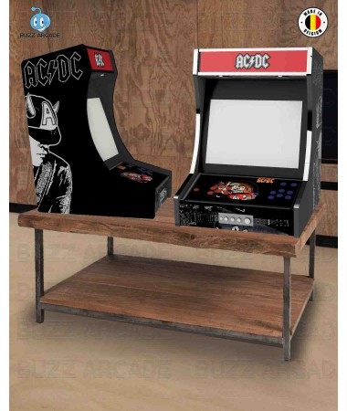 STICKERS BARTOP ACDC